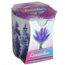 Sviečka aromatická VERONA lavender
