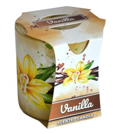 Sviečka aromatická VERONA vanilla