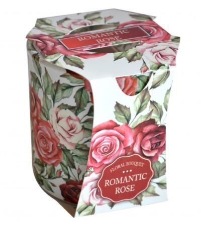 Sviečka aromatická VERONA rose