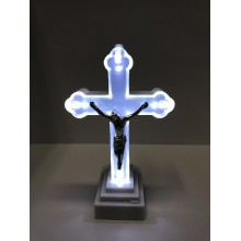 Led svietidlo Kríž biely