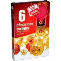 Sviečka čajová CHRISTMAS
