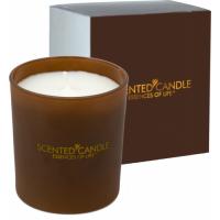 Parfumovaná sviečka premium brown