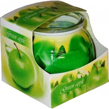 Sviečka Miral GREEN APPLE