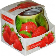 Sviečka Miral STRAWBERRY