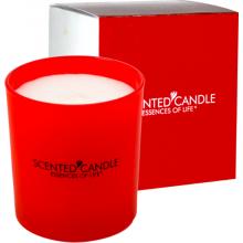 Parfumovaná sviečka premium red