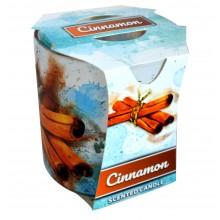 Sviečka aromatická VERONA cynamon