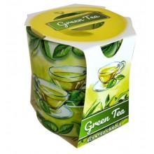 Sviečka aromatická VERONA green tea